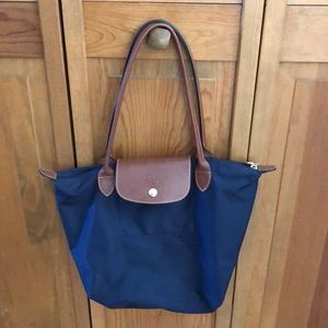Blue Longchamp small